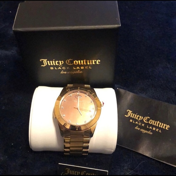 Juicy Couture Accessories - Juicy Couture-Couture Connect Watch